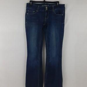 American Eagle Womens Artist Jeans Sz 4